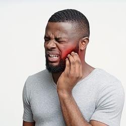 Impacted wisdom teeth pain - Kenosha Dentist