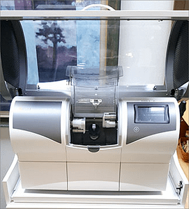 CEREC dental milling machine in the doctor's office