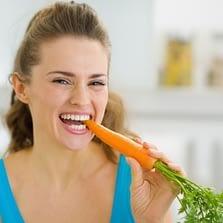 Dentist-Smooth-Eat Carrots After Meal - Kenosha Dentist