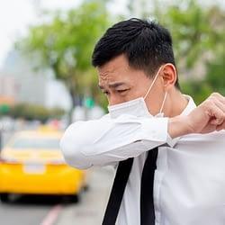 Coronavirus Safety-cover your cough-Kenosha Dentist