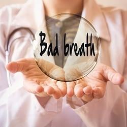 Bad Breath - Mouthwash - Kenosha Dentist